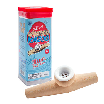The Original American Wooden Kazoo picture