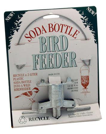 Soda Bottle Bird Feeder picture