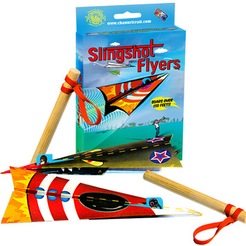 Slingshot Paper Flyers Kit picture