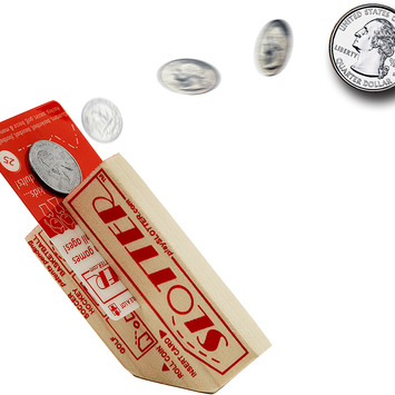 SLOTTER Table Top Coin Game picture