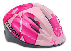 AVENGER BUTTERFLY HELMET L/XL PINK 52-58cm picture