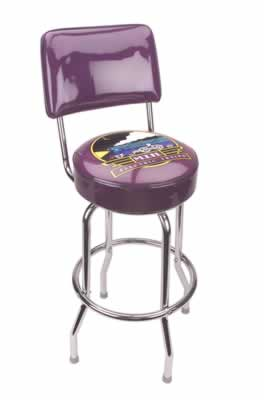 Bar Stool With Back picture