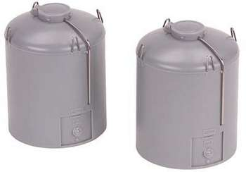 2-Piece Cement LCL Container Set picture