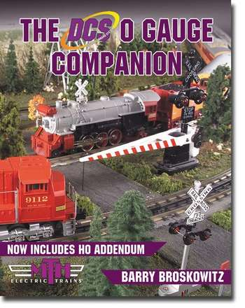 DCS O Gauge Companion Digital Book - 2nd Edition E-Book picture