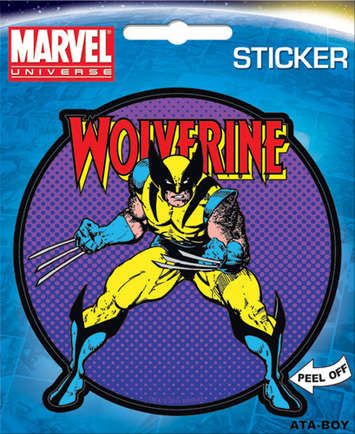 Wolverine Sticker picture