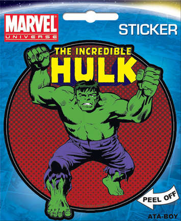 Hulk Sticker picture