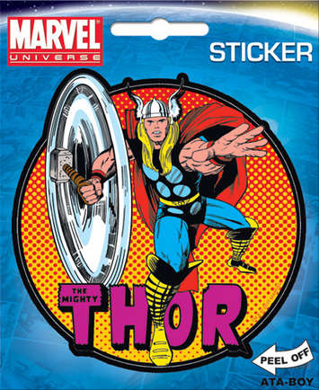 Thor Sticker picture