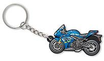 GSX-R1000R Schlüsselanhänger Bild