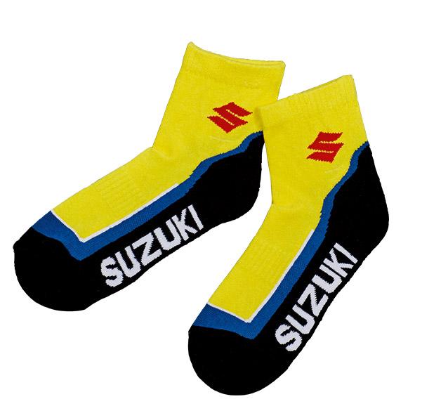 Team Yellow Socken, kurz Bild