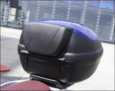 Rückenpolster - 37 Liter Top-Case Bild