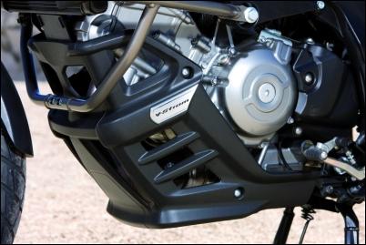 Unterverkleidung V-Strom DL650 Bild