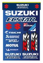 MotoGP Team Aufkleber