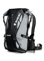Drybag Rucksack, grau/schwarz