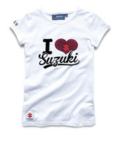 Women´s I love Suzuki T-Shirt