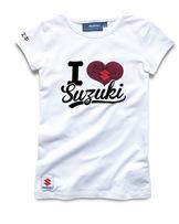Women´s I love Suzuki T-Shirt