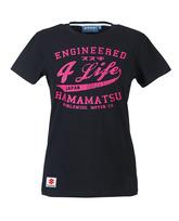 "Damen T-Shirt ""Engineered4Life"""