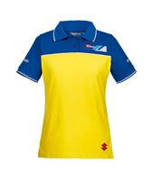 Team Yellow Polohemd, Damen