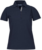 Business Casual Polohemd, Damen
