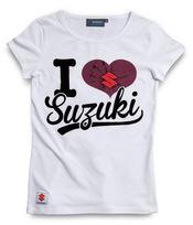 Girls I love Suzuki T-Shirt
