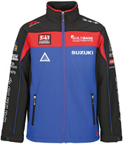 BSB Team Softshelljacke