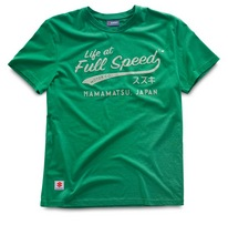 "Herren ""Life at Full Speed"" T-Shirt"