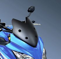 Windschild Carbon, GSX-S1000F