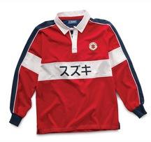 """Herren """"Motor Co."""" Rugby Shirt"""