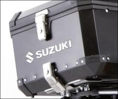 """Suzuki Logo - Koffersatz """"Alu Box"""""""