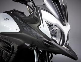 Dekor-Kit V-Strom650 (schwarz)