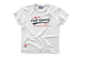 "Kids ""Life at Full Speed"" T-Shirt"