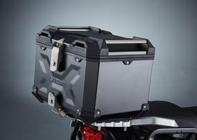 Top-Case, Aluminium, Schwarz