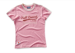 "Damen ""Life at Full Speed"" T-Shirt"