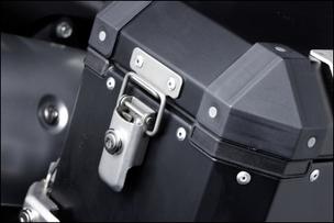 6 Schlösser für Alu Top-Case/ Seitenkoffer