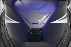 Tankpad, Carbon Optik
