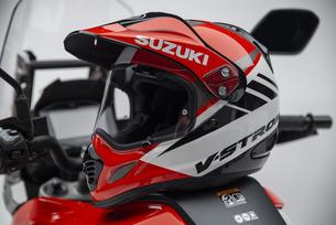 Suzuki Arai V-Strom Helm