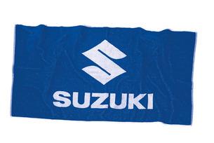 Suzuki Handtuch