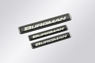 "Schriftzug ""Burgman"""