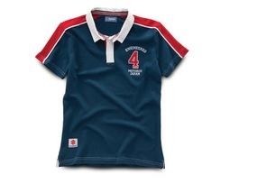 "Damen ""Engineered 4 Life"" Rugby T-Shirt"