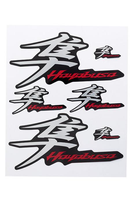 Hayabusa Premiumaufkleber Bild