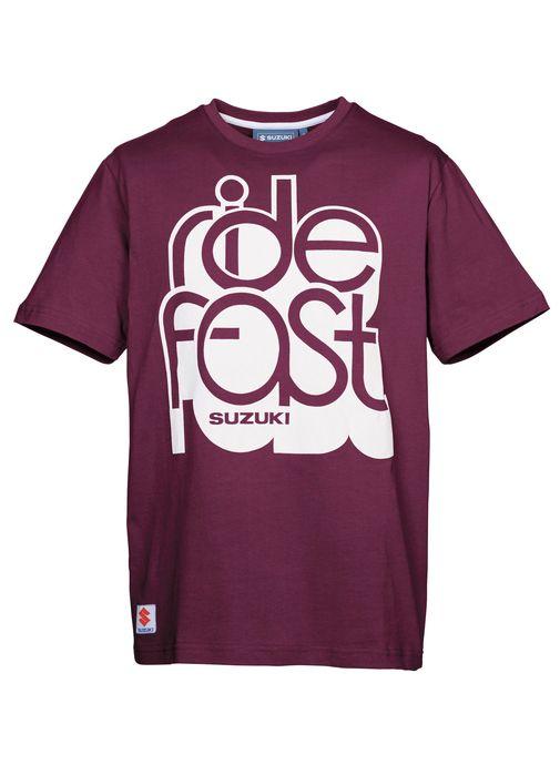 """""""Ride Fast"""" T-Shirt Bild"""