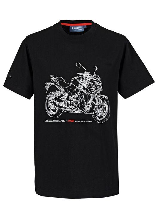 """""""GSX-S1000"""" T-Shirt Bild"""