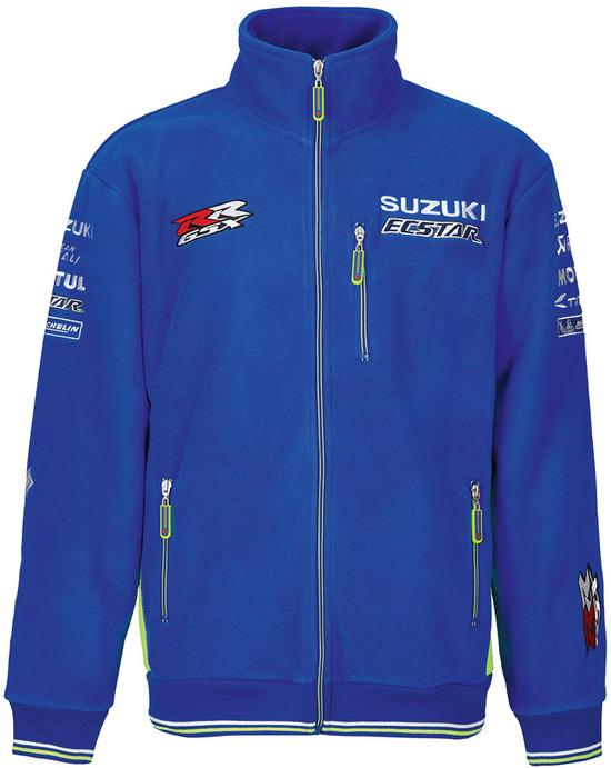 MotoGP Team Fleecejacke Bild