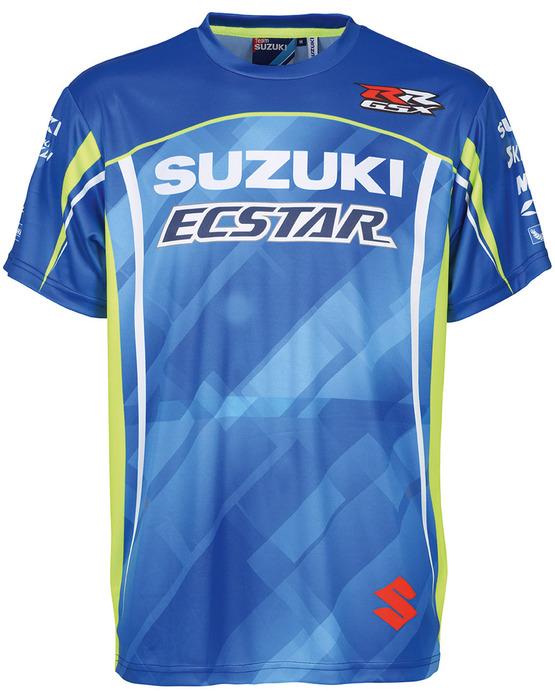 MotoGP Team Sport T-Shirt Bild