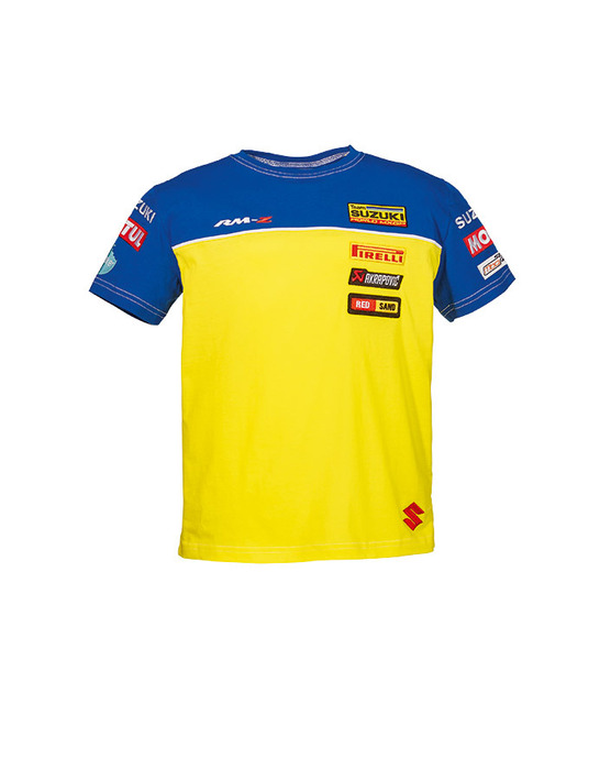 MXGP Team T-Shirt, Kids Bild