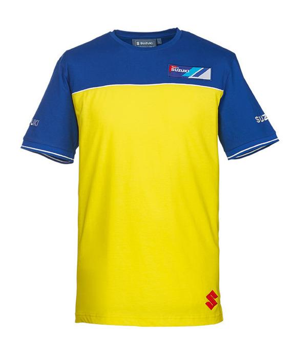 Team Yellow T-Shirt Bild
