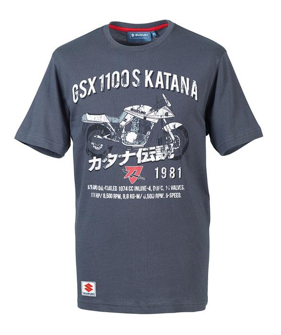 """T-Shirt """"GSX 1100 S Katana"""" Bild"""