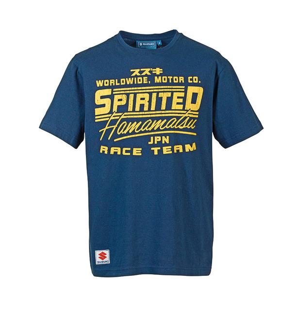 "T-Shirt ""Spirited"" Bild"