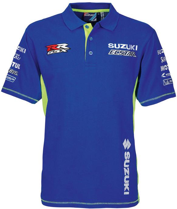 MotoGP Team Poloshirt Bild