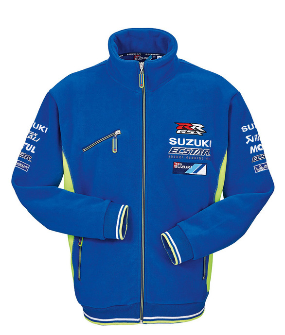 MotoGP Team Fleecejacke Bild
