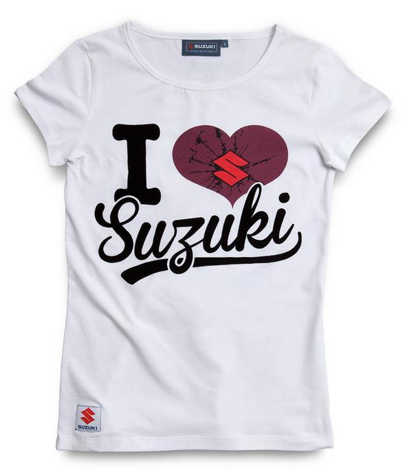 Girls I love Suzuki T-Shirt Bild